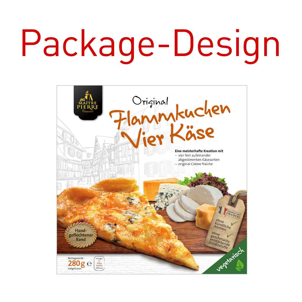 Stolz: Package-Design